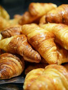 Croissants Viennoiseries Boulangerie Première Moisson Laconnex Genève